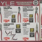 New Harbor Freight Hand Tool Brands – Doyle / Bremen / Quinn