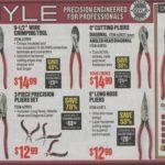 New Harbor Freight Hand Tool Brands – Doyle / Bremen / Quinn