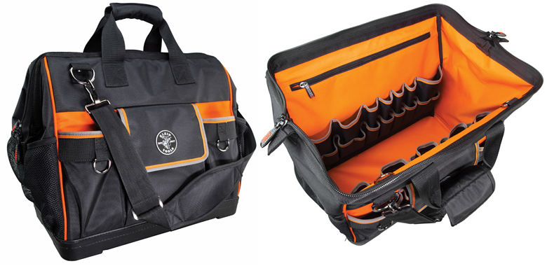 Tradesman Pro Wide Open Tool Bag Cat No 55469