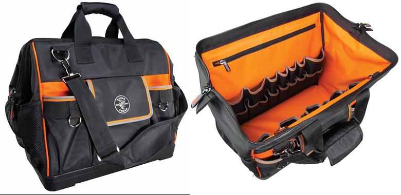 Tradesman Pro Wide Open Tool Bag Cat No 55469