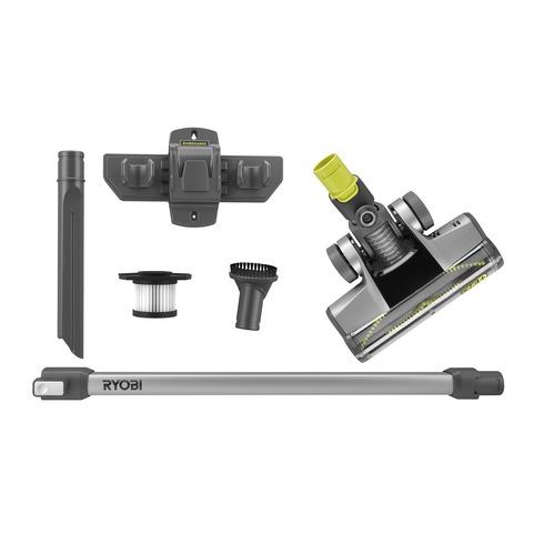 Ryobi 18v Evercharge Stick Vacuum P718k Now Brushless