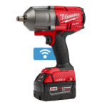 "Milwaukee M18 Fuel w/ One-Key ½"" & 3/4″ High Torque Impact Wrench"