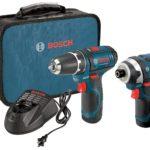 Deal – Bosch CLPK22-120 12-Volt Lithium-Ion 2-Tool Combo Kit $99