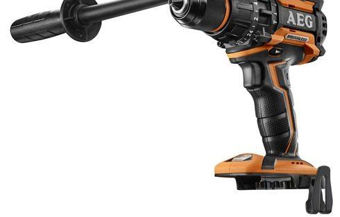 AEG Fusion 18V Heavy Duty High Torque Hammer Drill has 140Nm (1239 in-lbs) Torque