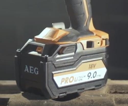 New AEG 60 Ah 90 Ah 30 Ah Batteries