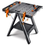 Deal- WORX Pegasus Folding Work Table & Sawhorse $79.99
