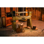 NEW POWERMATIC 3520C WOOD LATHE ENHANCES CLASSIC DESIGN WITH ADDED INNOVATIONS