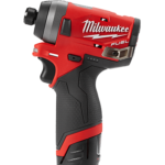 Milwaukee M12 Fuel Impact Driver Second Gen Model 2553-22