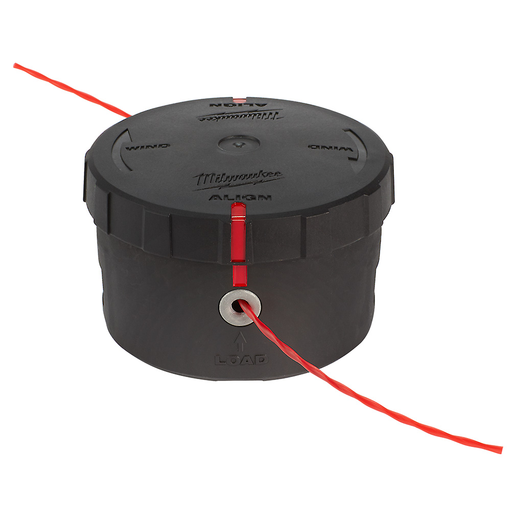 New Milwaukee Easy Load Trimmer Head For Their M18 Fuel String