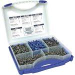 Deal- Kreg SK03 Pocket-Hole Screw Kit in 5 Sizes $19.96
