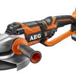 AEG 2X18V 9 Inch Brushless Angle Grinder BEWS18-230BL