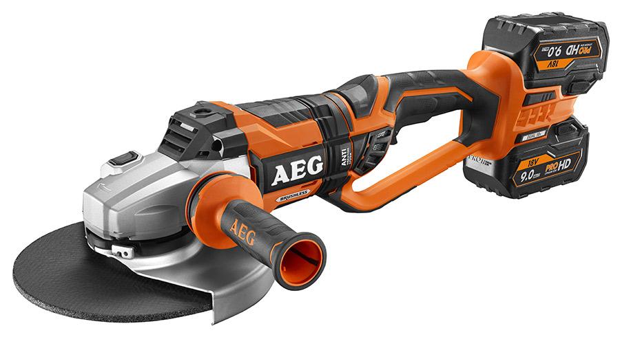 aeg 18v battery saw