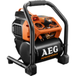 AEG Dual 18V Brushless 3.8L Air Compressor