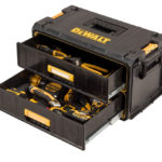 Dewalt DWST1-80123 DS290 Tough System Two Drawer Storage Box