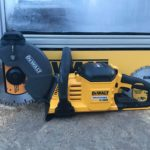 WOC Event – New Cordless Flexvolt 60V Tools From Dewalt – Cut Off Concrete Saw / SDS Max 1-7/8″ Combination Rotary Hammer / Dual Handle Paddle Mixer