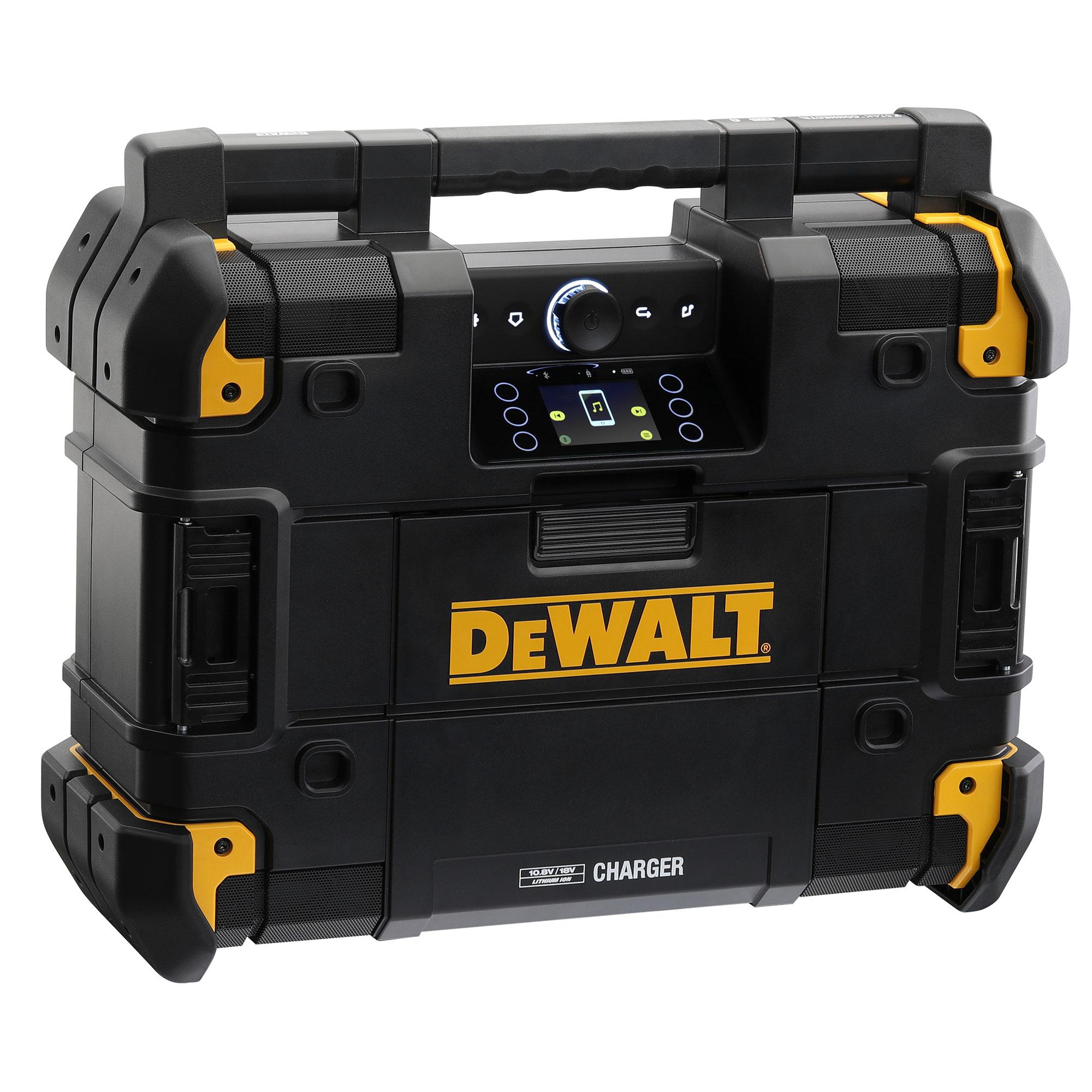 Dewalt TSTAK Connected Radio DWST1-81079 - Tool Craze