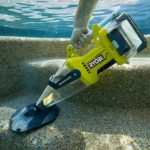 Ryobi 18V Pool Tools – Underwater Stick Vacuum P3500 / Floating Speaker & Light Show P3520
