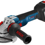 Bosch GWS18V-45C 18V EC Brushless 4-1/2 Inch Angle Grinder Has Advanced Features