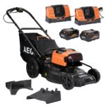AEG 2 X 18V 36V Brushless Fusion 18″ Lawn Mower