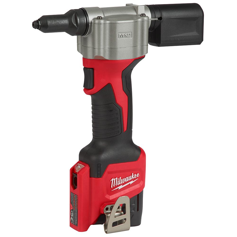 Milwaukee M12 Rivet Tool 2550 22 2550 20 Tool Craze