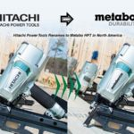 Hitachi In the USA will be Called Metabo HPT in 2018 Not Hikoki