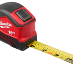 Milwaukee Tape Measures with Auto Lock