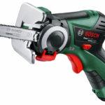 Bosch NanoBlade EasyCut 12 Volt Chainsaw
