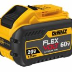 Dewalt Flexvolt 12.0 Ah DCB612 Battery Announced