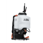 AEG 18V / 58V 15L Backpack Sprayer