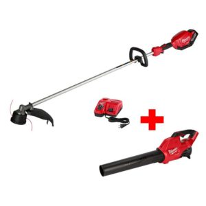 Deal - Milwaukee M18 String Trimmer with FREE Blower OR Hedge