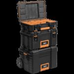 AEG Quickstack Modular Storage 3 Piece Kit – Better Late Than Never