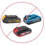 Are Dewalt and Hercules or Bauer Batteries Compatible?