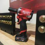 2018 Milwaukee M12 Fuel 1/4″ & 3/8″ & 1/2″ Stubby Impact Wrenches