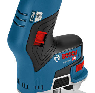 Bosch GKF12V-25N 12V Max Palm Edge Router – USA Version