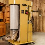 NEW POWERMATIC PM2200 CYCLONIC DUST COLLECTOR FEATURES AUTO-CLEANING HEPA FILTER