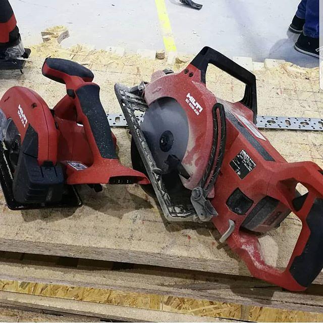 Hilti Sc 60w A36 Cordless 36v Rear Handle Circular Saw