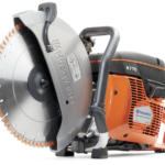 Husqvarna Construction K770 Power Cutter – New 14 Inch Concrete Saw