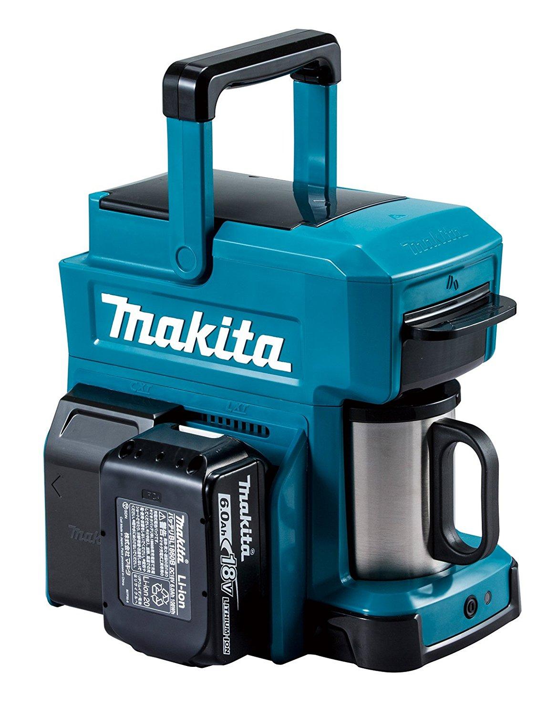New Makita 18V / 14 4V / 12V Cordless Coffee Maker CM501DZ