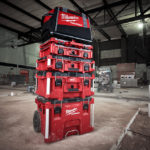Milwaukee Expands PACKOUT Modular Storage System with Low-Profile Organizers & Tool Bags