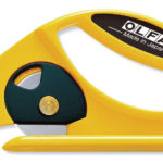 OLFA 45-C Rolled Materials Cutter with 45mm Rotary Blade