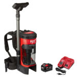 Milwaukee M18 Fuel 3 in 1 Backpack Vacuum 0885-21HD Almost Here