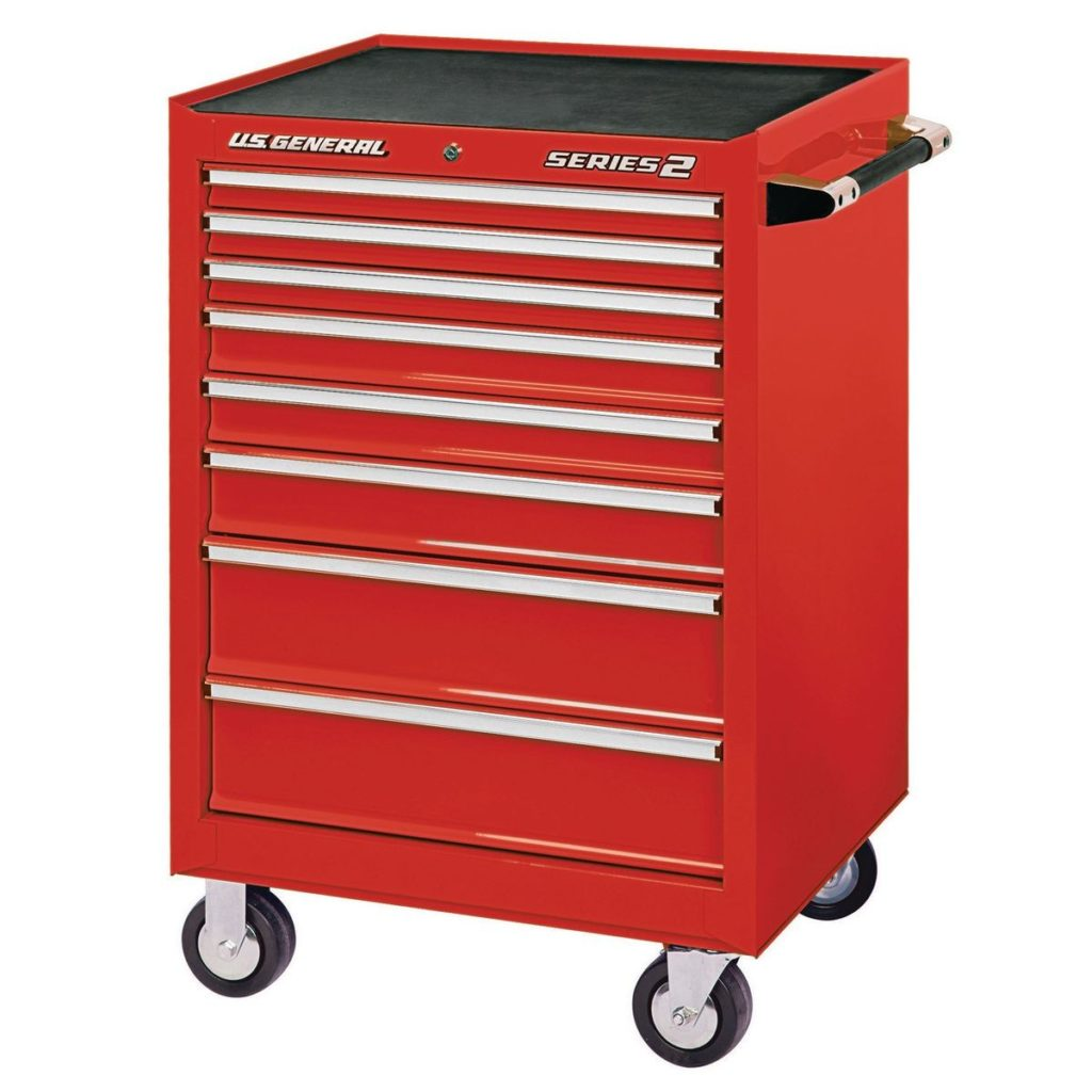 Us Cabinet: US General Series 2 Tool Cabinets At Harbor Freight