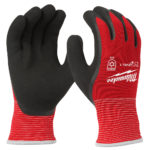New Milwaukee Cut Resistant Level 1 & 3 Winter Insulated Gloves Keep Hands Warm All Day Long