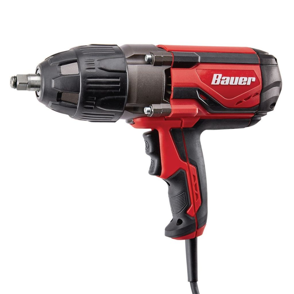 New Bauer Corded Tools At Harbor Freight - Tool Craze