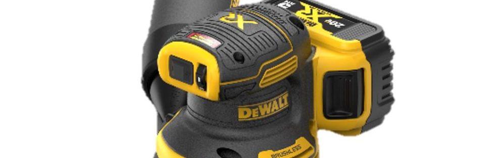 DEWALT DCW210B 20V MAX Brushless 5″ Random Orbit Sander