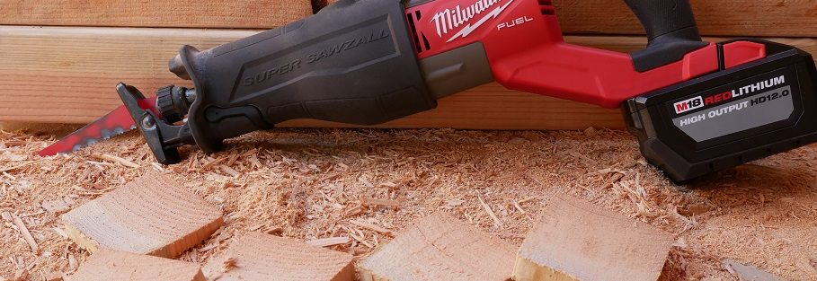 Milwaukee M18 Fuel Super Sawzall 2722-21HD HONEST REVIEW