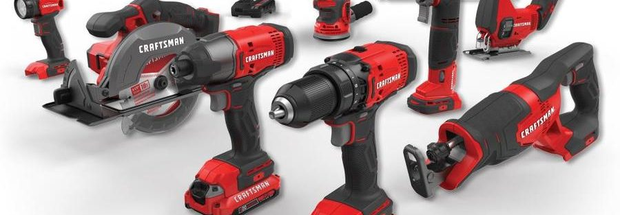 New SBD Made Craftsman V20 Cordless Power Tool Line Appears at Lowe's – Looks Promising