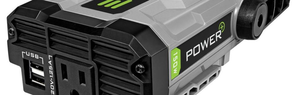 Ego Nexus Escape Power Inverter
