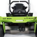 Greenworks GZ 60A Battery Powered ZTR Riding Mower?
