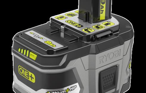USA Ryobi 18V 4.0 ah & 9.0 ah HP Battery Are Here!